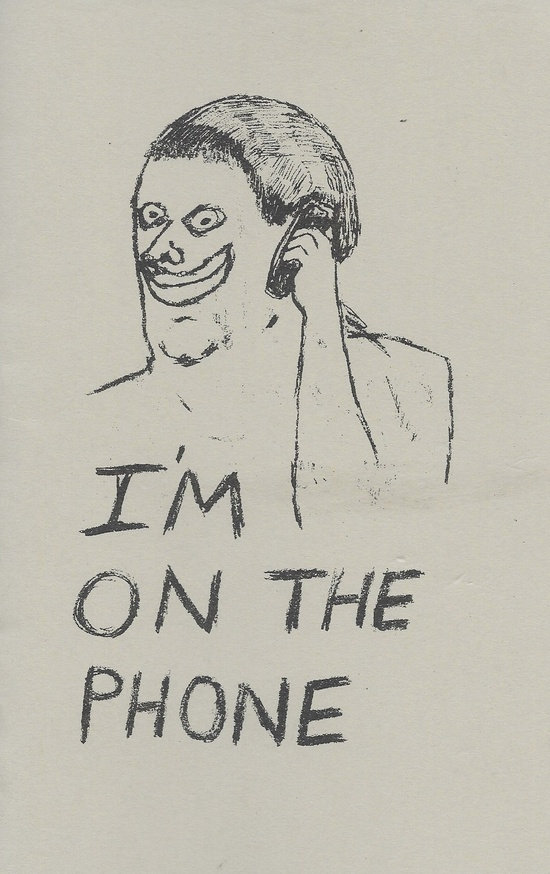 I'm on the Phone