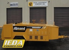 Used 2014 Allmand Bros MAXI HEAT MH1000 For Sale