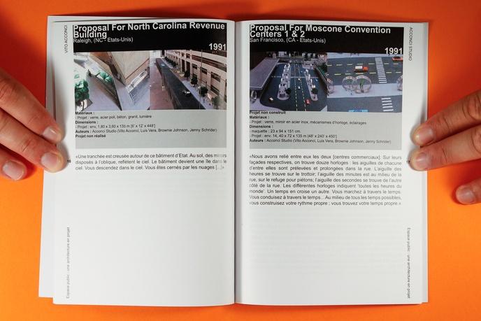 Vito Acconci/Acconci Studio: Espace Public une Architecture en Projet thumbnail 3