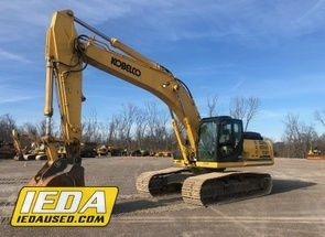 Used 2011 Kobelco SK350 ACERA MARK 9 For Sale