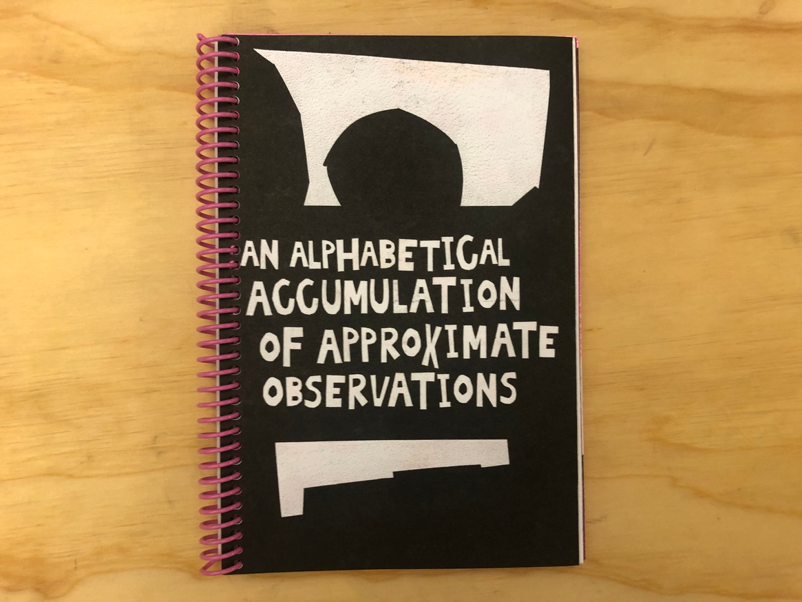 An Alphabetical Accumulation of Approximate Observations thumbnail 2