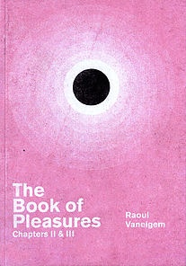 The Book of Pleasures : Chapters II & III