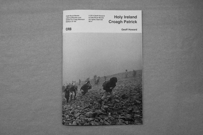 Holy Ireland Croagh Patrick