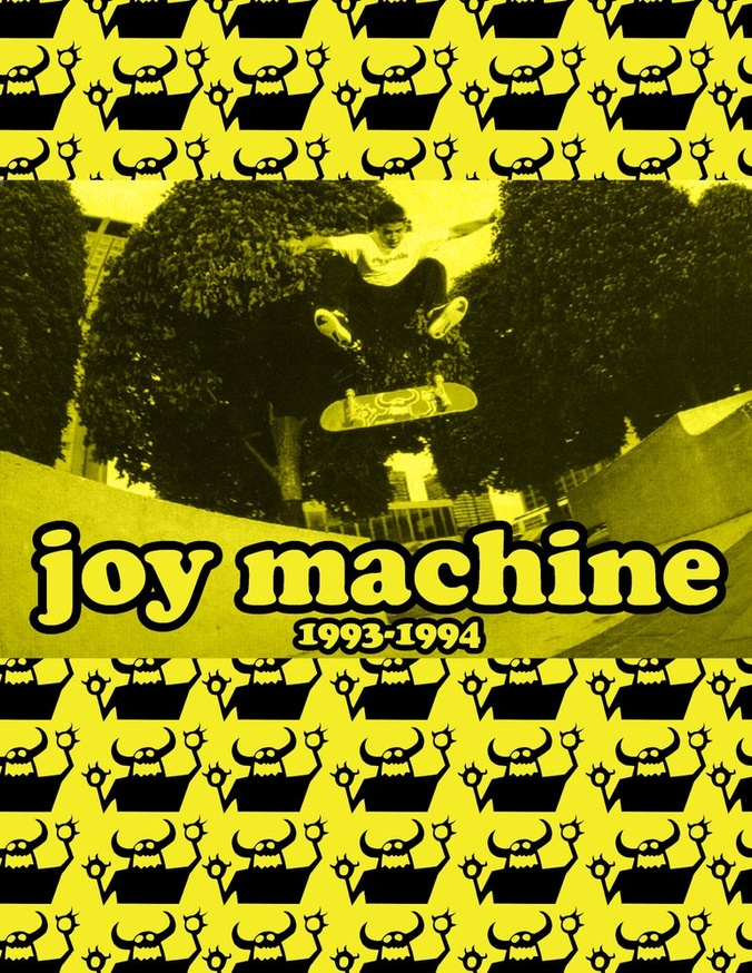 JOY MACHINE: 1993-1994