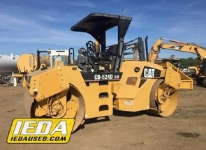 Used 2004 Caterpillar CB-534D For Sale