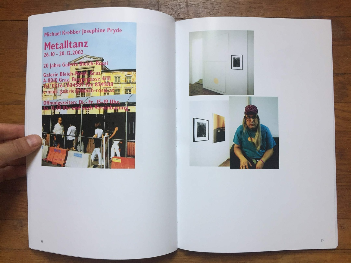 Altered Secession Catalogue - Michael Krebber (J Mascis) thumbnail 5