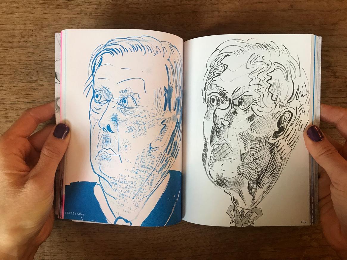 Draw Him to Death: 110 Cartoons of Lindsey Graham thumbnail 3