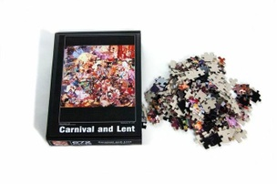 Carnival and Lent Puzzle