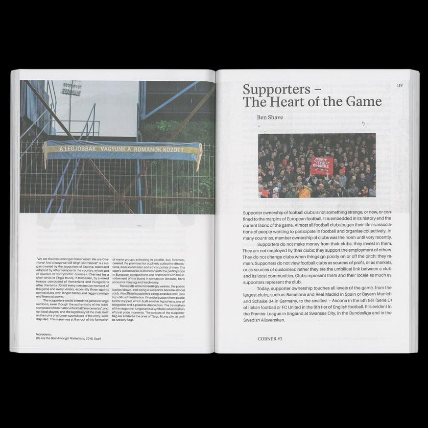 CORNER Football + Society Vol.1 thumbnail 9
