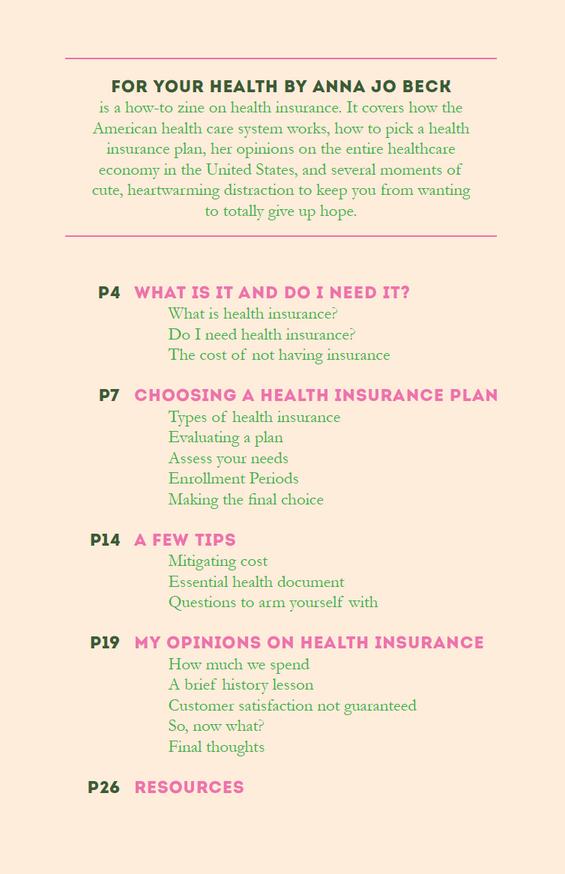 Biff Bam Sock #8: For Your Health (Making Sense of American Health Insurance) thumbnail 4