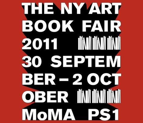 Printed Matter's 2011 NY Art Book Fair