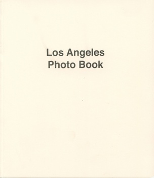 Los Angeles Photo Book