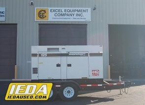 Used 2012 Multiquip DCA125USI For Sale
