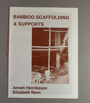 Bamboo Scaffolding and Supports