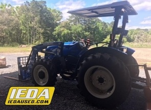 Used 2006 New Holland WORKMASTER 60 For Sale