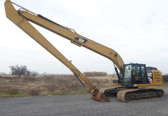 Used 2012 Caterpillar 324EL LR For Sale