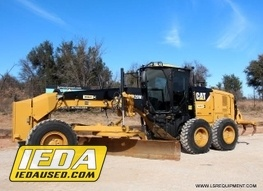 Used 2012 Caterpillar 120M2 VHP PLUS For Sale