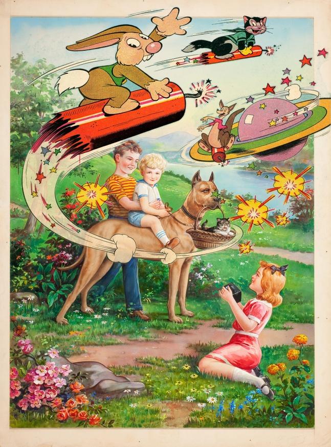 Weird Kids #1 thumbnail 5