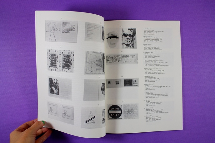 Offset :  A Survey of Artists' Books thumbnail 5