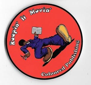 Keepin' It Movin' Sticker