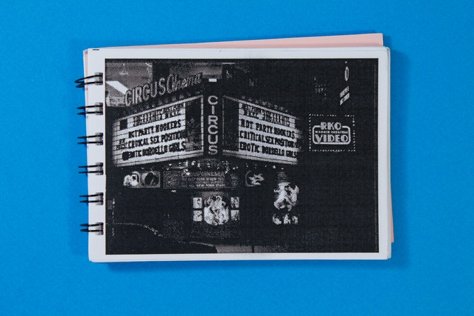 Movie Houses N.Y.C. thumbnail 4