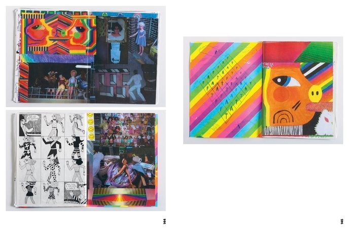 The Zines of Paper Rad thumbnail 5