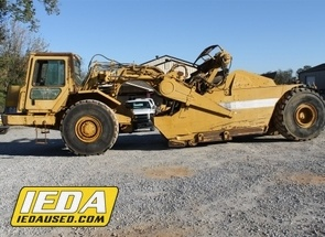 Used 2000 Caterpillar 615C II For Sale