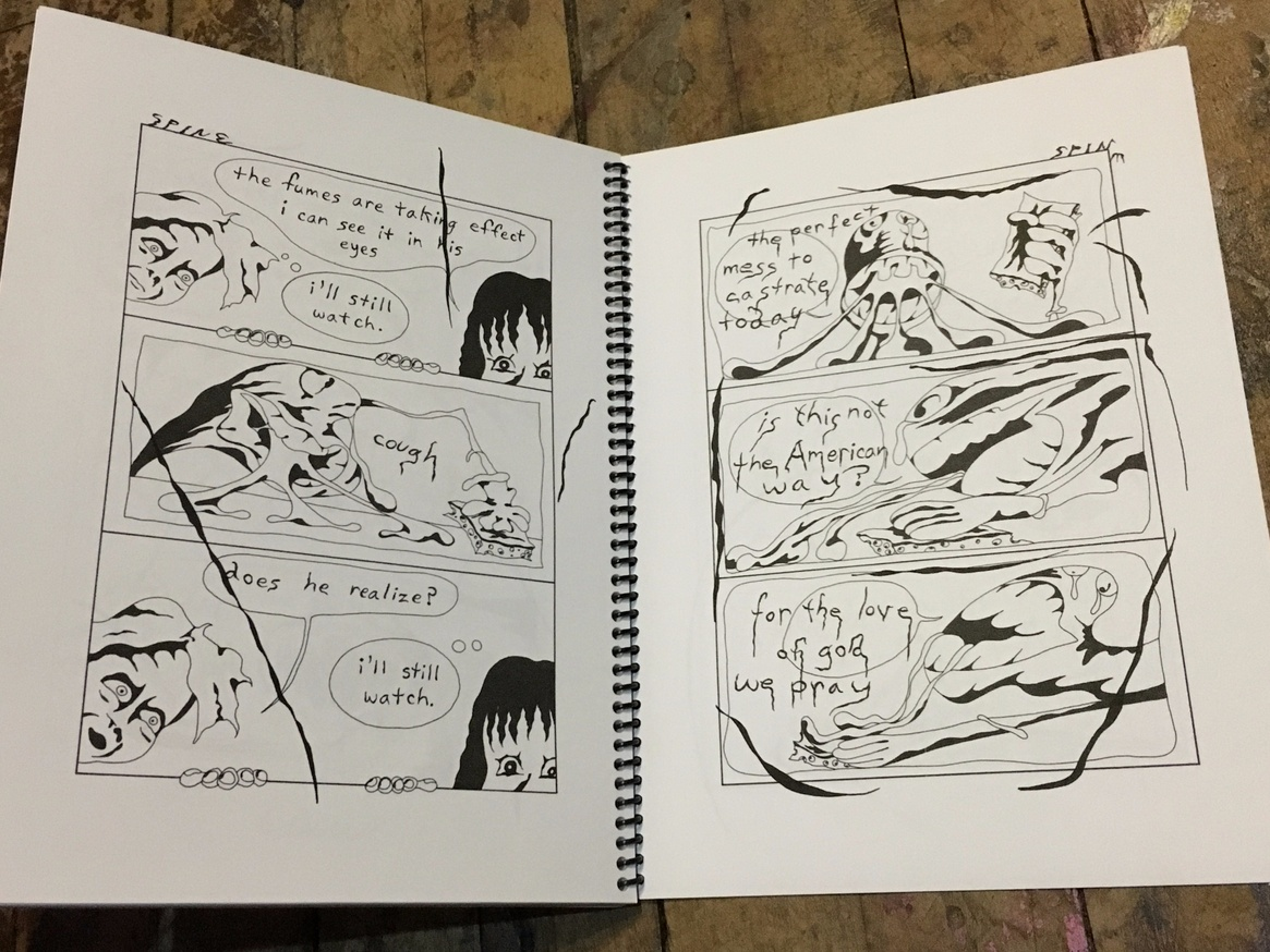 Spine: I'll Still Watch thumbnail 2