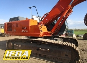 Used 2002 Hitachi ZX450 For Sale