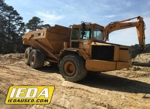 Used 1997 Volvo A30C For Sale
