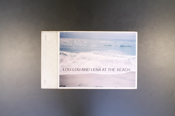 Lou-Lou and Lena at the beach                                                                                                                                                                                                                                   thumbnail 6