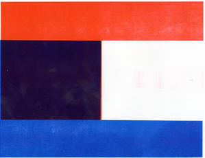 Tommy Flag Series: 8.5 × 11″, Riso MZ 1090U thumbnail 5