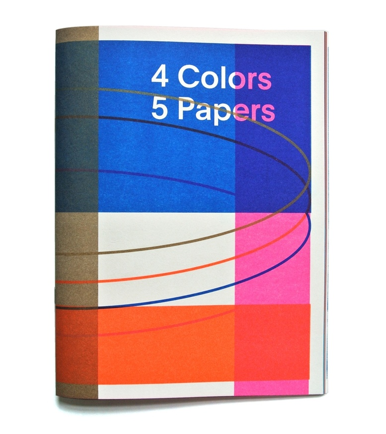 4 Colors 5 Papers