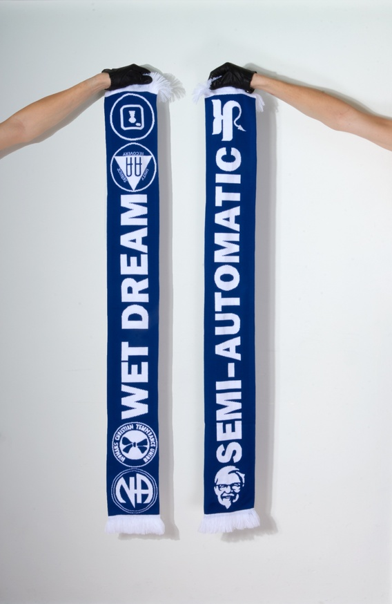 Semi-Automatic Wet Dream Scarf thumbnail 1