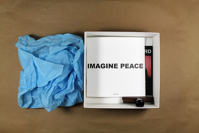 Imagine Peace Box thumbnail 2