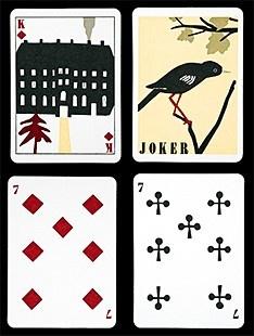 Jockum Nordström Playing Cards