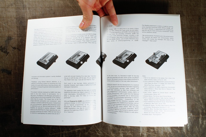 Peter D'Agostino : Interactivity & Invention, 1978-1999 thumbnail 2