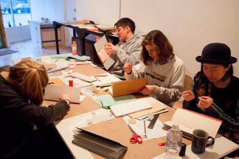 Drop-in Bookmaking Workshop