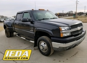 Used 2003 Chevrolet K3500 For Sale
