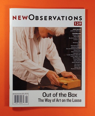 New Observations Issue #129