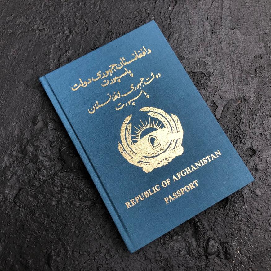 François-Marie Banier: Passport thumbnail 2