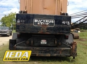 Used 1966 BUCYRUS-ERIE 25B For Sale