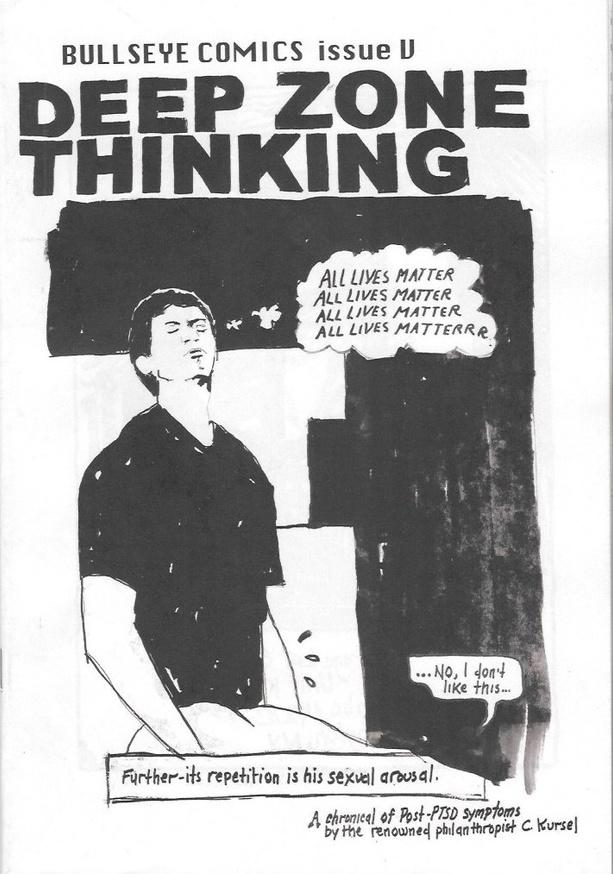 Bullseye Comics #5: Deep Zone Thinking