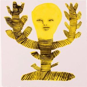 Sundrop Cactus, 2017 [NY Art Book Fair Entry Ticket Edition]