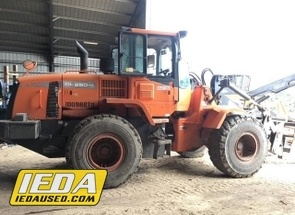 Used 2012 DOOSAN DAEWOO DL250 For Sale