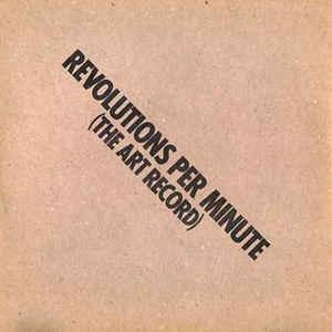 Revolutions per Minute (set of prints + LP)