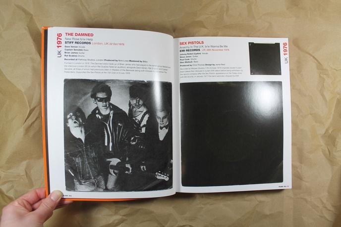 PUNK 45 : Original Punk Rock Singles Cover Art thumbnail 3