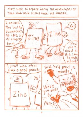 mini kuš! #84 (The Book Fight) thumbnail 3