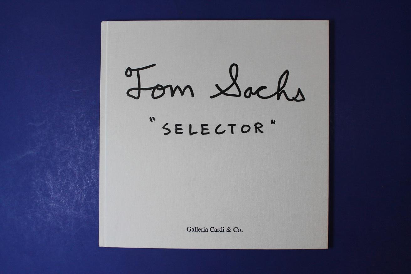 Tom Sachs : Selector thumbnail 2