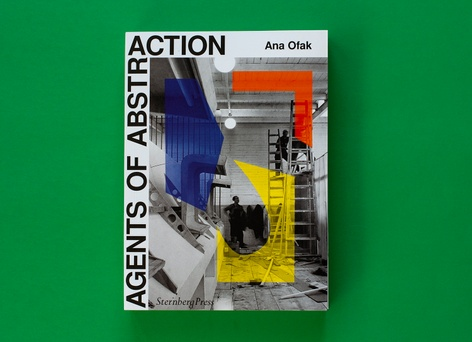 Agents of Abstraction Book Launch with Ana Ofak, Ana Janevski and Tabitha Swanson **Postponed**